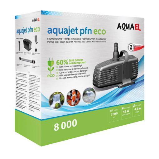 Fontanna ogrodowa do oczka wodnego i kaskady PFN-ECO-8000 Aquael